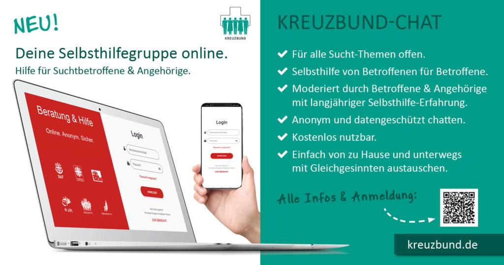 Teaser_Kreuzbund-Chat-QR_Logo-neu